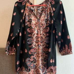 Other - Paisley Tunic. Gently loved